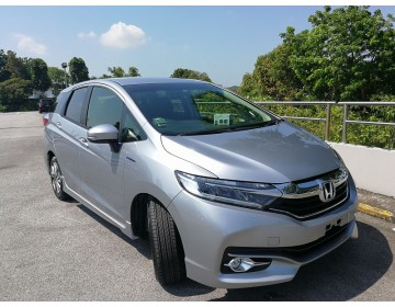 Honda Shuttle (PHV only)
