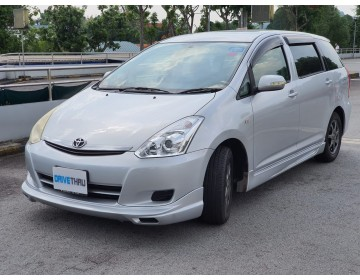 Toyota Wish (Private Hire only)